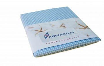 Voodilina Check blue
