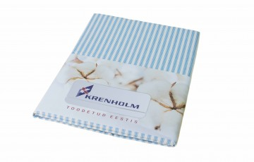 Voodilina Stripe  blue